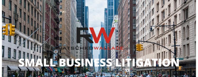 small business litigation