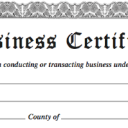 "NY Business Certificates – Know Your ""Doing Business As"" Responsibilities"